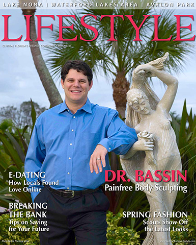 Dr. Roger Bassin Featured In Central Florida Lifestyle